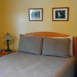 Pomquet Beach Cottages: Deer Den Bedroom