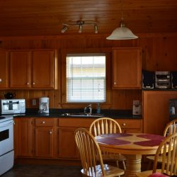 Pomquet Beach Cottages: Deer Den Kitchen